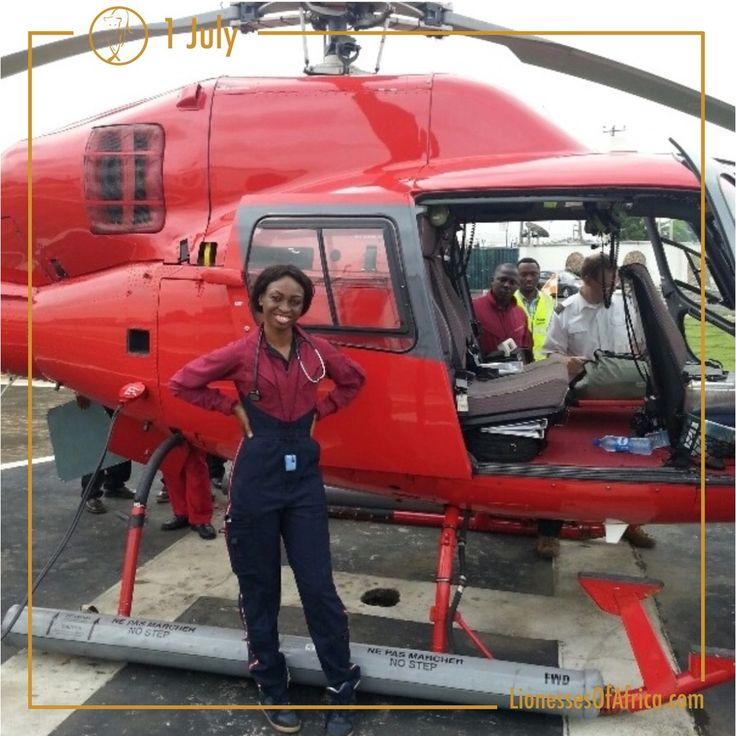 Flying Doctors Nigeria http://www.lionessesofafrica.com/image-of-the-day/2016/7/1/flying-doctors-nigeria