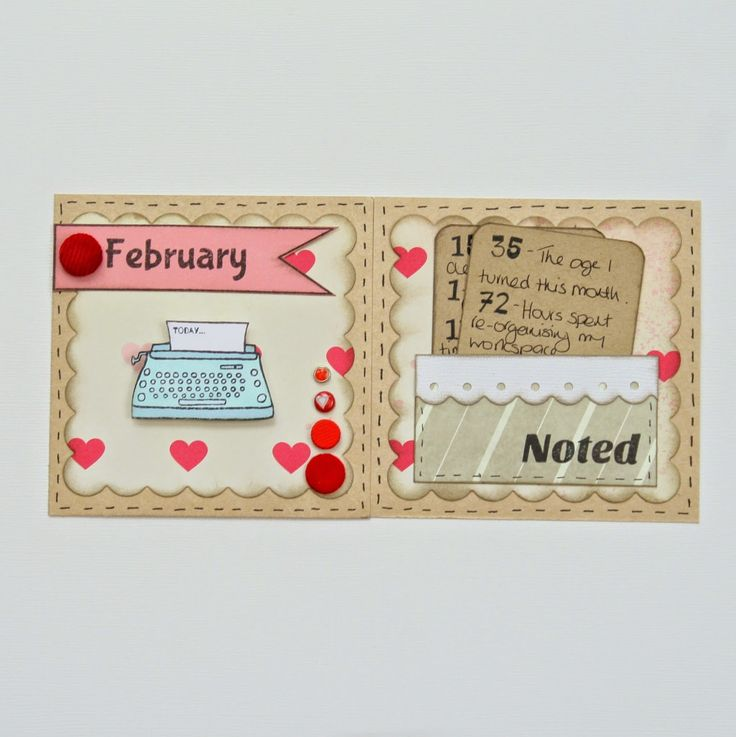Crafty Alchemy Blog, Month In Numbers - February 2015 - Hosted by @notesonpaper (AKA Julie Kirk)  #monthinnumbers #scrapbooking