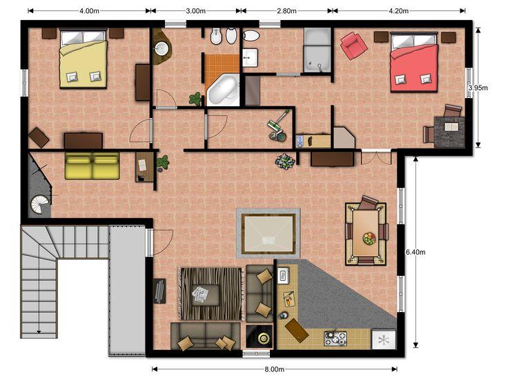 41 best images about klas 2 toets leer bord ruimte for Huis inrichten op schaal