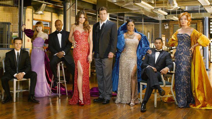 La série télé Castle termine sa saison 5, découvrez les fonds d'écran et images exclusives trouvées sur le Net pour la revivre en attendant ...