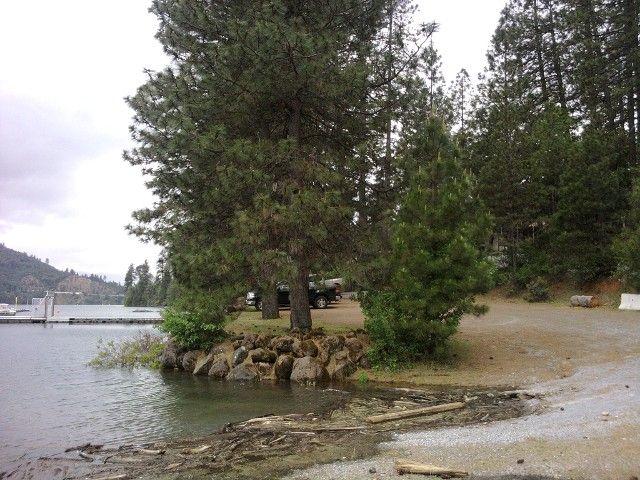 Full Hookup Camping In Central Oregon
