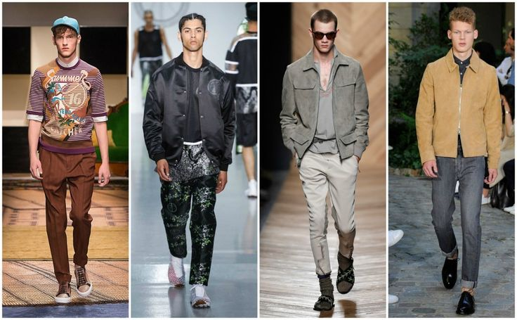 mens fashion trends 2016 - Google Search