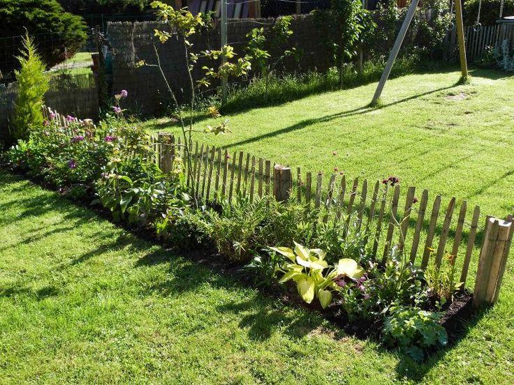 25 best cloture chataignier ideas on pinterest cl tures de jardin en bambou jardiniere pour - Cloture jardin prix colombes ...