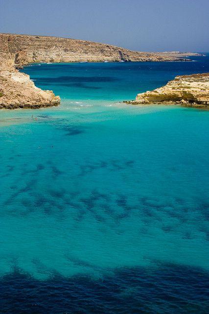 The Pelagie Islands of Sicily