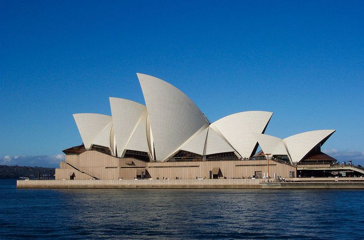 Sydney Opera House - take the train into the CBD (central business district) to see this famous landmark