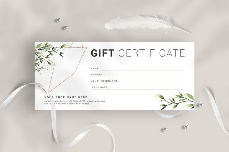 Gift Certificate Voucher Design Gift Voucher Design Certificate Layout