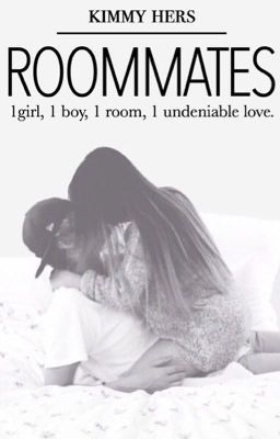 "You should read ""Roommates"" on #wattpad #romance"