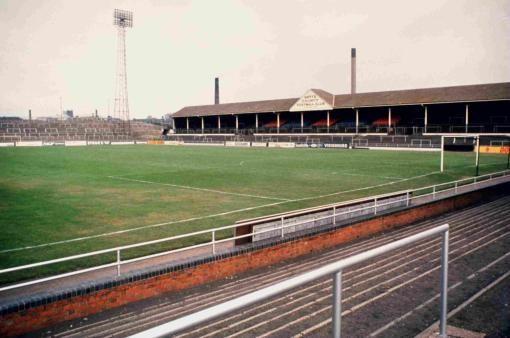 Notts. County FC, Meadow Lane, Nottingham