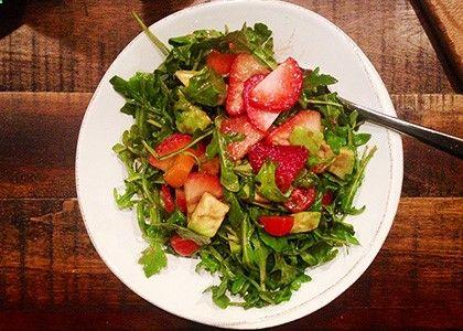 The Easiest Strawberry Avocado Salad | Reboot With Joe