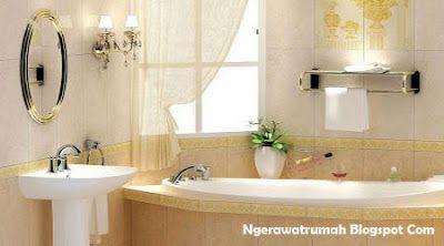 pembersih kerak kamar mandi - Tips Membersihkan Noda Membandel Pada Keramik dengan Cuka dan Belimbing Wuluh
