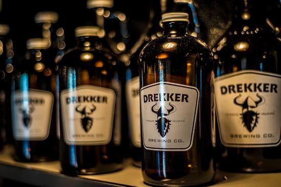 Drekker Brewing Company, Fargo, North Dakota
