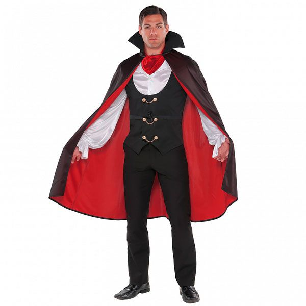 menu0027s vampire costume for halloween from party delights