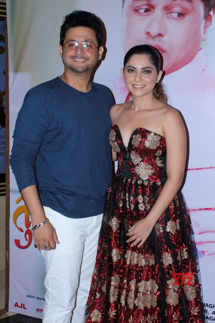 "Mumbai: Grand premiere of film ""Tula Kalnnaar Nahi"" Sonalee Kulkarni and Swapnil Joshi - Social News XYZ"