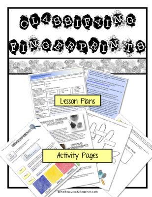 the science of fingerprints classification and uses pdf