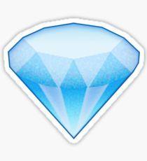 Diamond Emoji (Large) Sticker