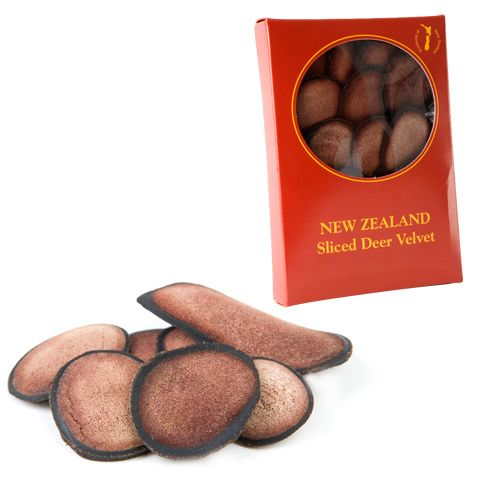 Deer Velvet Slice – Cervidor – Grade B – 38g | Shop New Zealand NZ$69.90