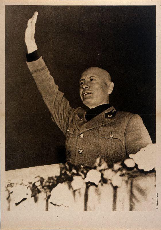 Mussolini (Il Duce) | Benito Mussolini - Il Duce ...