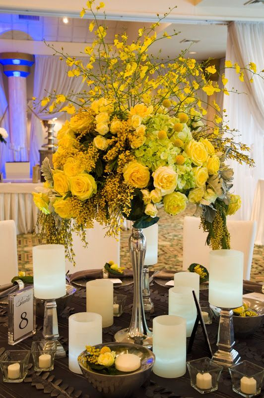 Best yellow wedding decor ideas on pinterest brunch