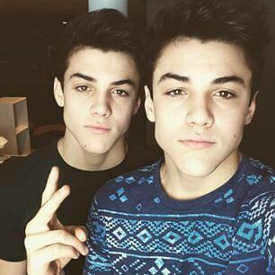 Ethan & Grayson Dolan ♡