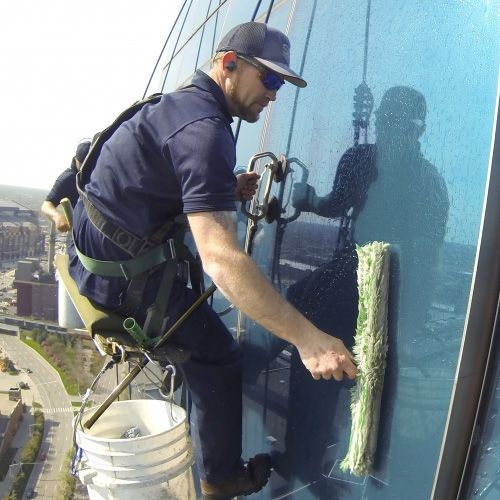 High Rise Window Cleaning Services Melbourne