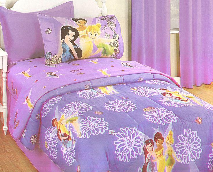Tinkerbell Bedding Twin