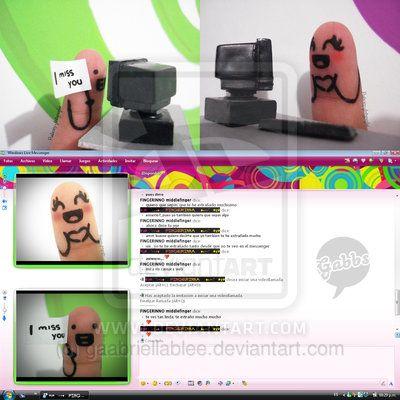 finger web cam by gaabriellablee on DeviantArt