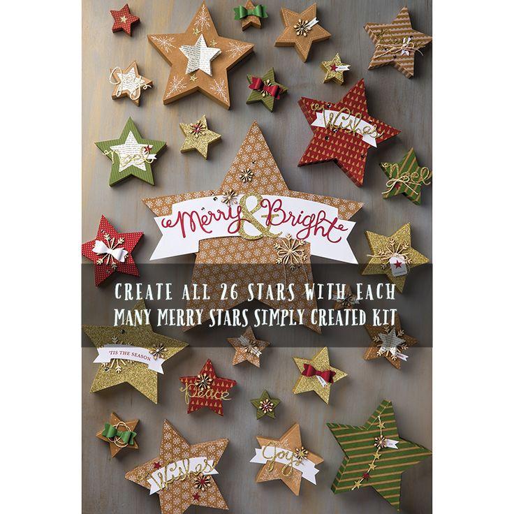 many merry stars full set