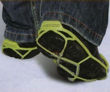 Снегоходы насадки на обувь