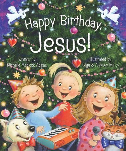 56 best happy birthday jesus images on pinterest christmas ideas happy birthday jesus books that help keep jesus the center of christmas bookmarktalkfo Gallery