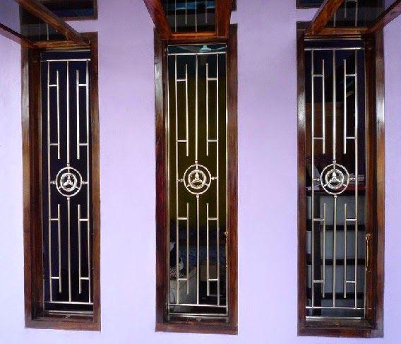 Gambar Desain Teralis Jendela Rumah Minimalis terbaru