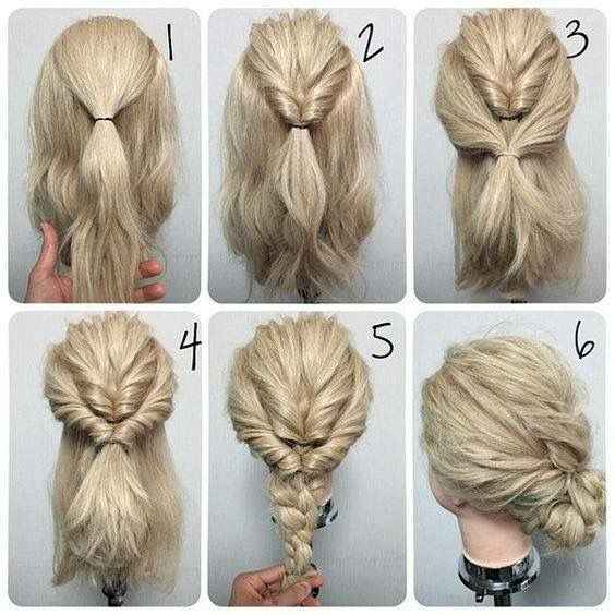 Best Hairstyles Pictorial Images On Pinterest Diy Hairstyles - Hairstyle diy tumblr