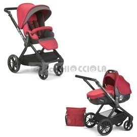 Duo Muum Jane Matrix Light 2 2012 at 489 € instead of 549 €!  Muum Stroller + Car Seat Matrix Light 2 + Bag.  Jané pushchair has designed a versatile, lightweight, compact and easy to drive, specifically designed to make it easier for every movement.  http://www.lachiocciolababy.it/bambino/duo_jane_muum_matrix_light_2_2012-3661.htm