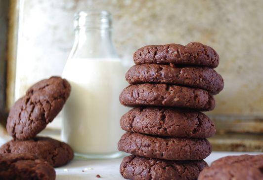 #Merenda #gustosa, #sana e #nutriente...prepariamo i magnifici  #Vegan #biscotti al #cioccolato