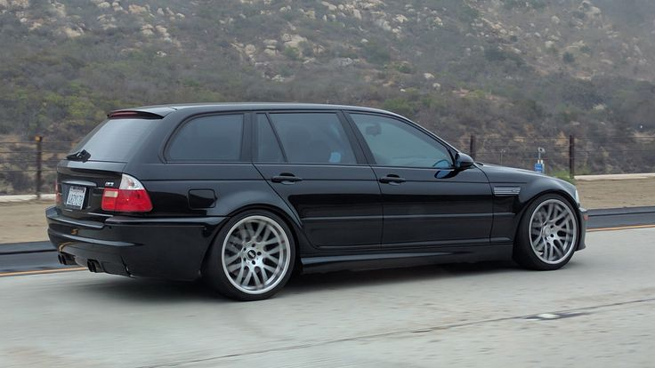 Spotted this E46 M3 Touring today