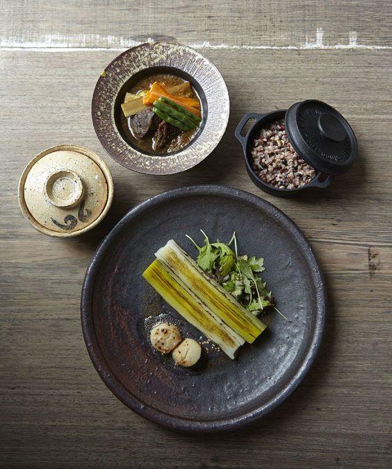 FOOD NIPPON 2014〈秋〉特別ディナーコース