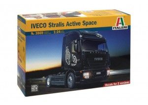 IVECO Stralis Active Space  scala 1:24