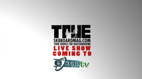 "True Skateboard Mag Presents: TSM ""LIVE SHOW"" – True Skateboard Mag: True Skateboard Mag – We just got done with the first episode of TSM…"