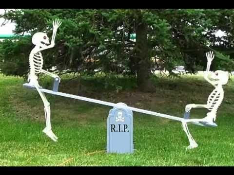 Skeleton_Teeter Totter