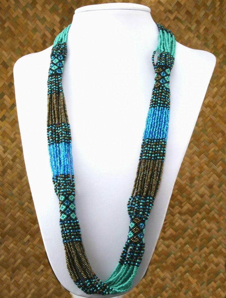 Guatemala Creations  - Zulu Necklace  BNZ, $20.00 (http://www.guatemalacreations.com/zulu-necklace-bnz/)