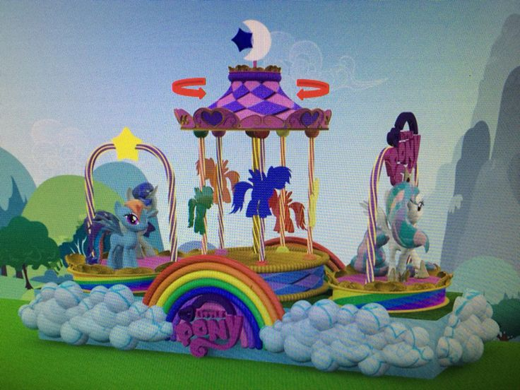 22 best images about work on pinterest disney dragon for Princess float ideas
