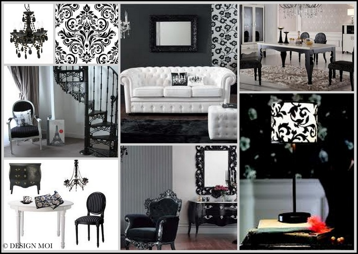 salon baroque salon must haves xx pinterest brows. Black Bedroom Furniture Sets. Home Design Ideas