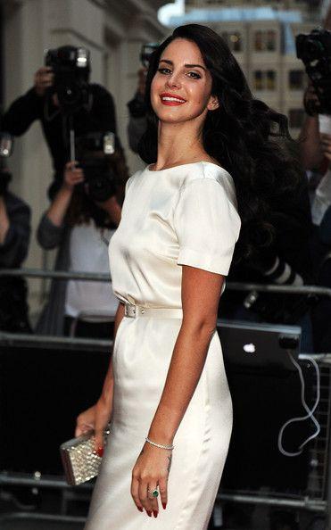 Lana Del Rey Photo - GQ Men of the Year Awards 2012