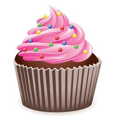 Clipart De Cupcake : Best 25+ Cupcake vector ideas on Pinterest Jpg to vector ...