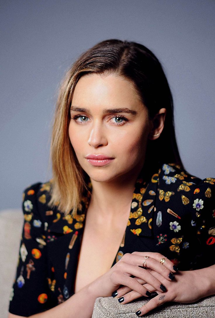 2016 - Los Angeles Times - 2016 losangelestimes 002 - Adoring Emilia Clarke - The Photo Gallery