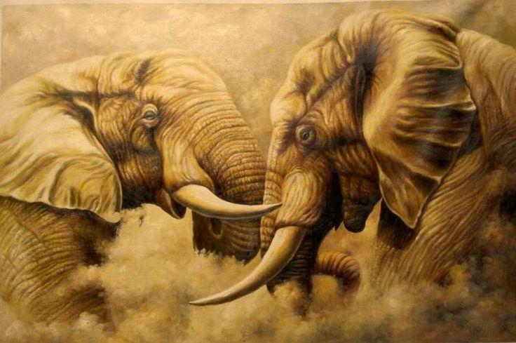 http://www.feelhome.se/tag/elefant-tavlor/ Upplev det magiska med Afrikas savanner med våra handmålade elefant tavlor! De unika motiven och stora canvastavlorna är ett måste för den konstintresserade. Elefanten symboliserar styrka, lojalitet, gott minne, tålamod, visdom och äktenskaplig lycka. Vilken symbolik vill du förmedla i ditt hem? #designadinegnatavla #handmålat #feelhome #natur  #tavlor #rea #djur #svartvit #safari #elefanter #elefanterna #elefant