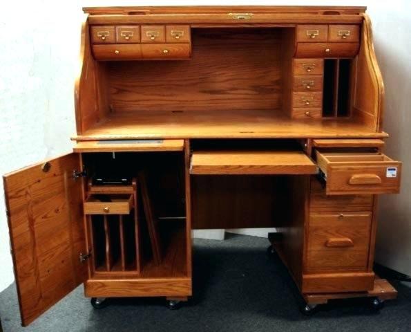 Large Roll Top Desk Roll Top Desk Desk Old Desks