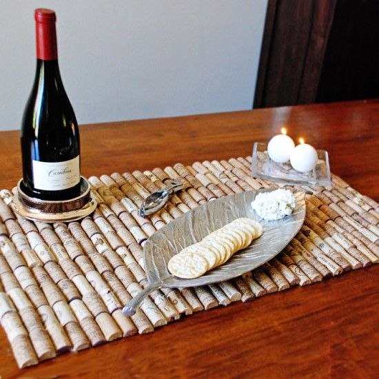 The 10 Coolest Ways To Use Your Old Wine Corks