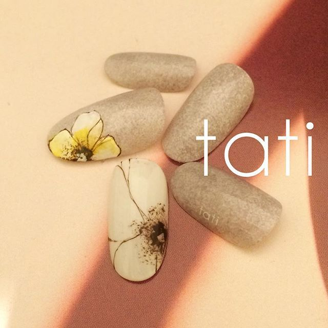 tati 竹原千晴 VETRO Art director @tati_nail フェルトぽく。シ...Instagram photo | Websta (Webstagram)