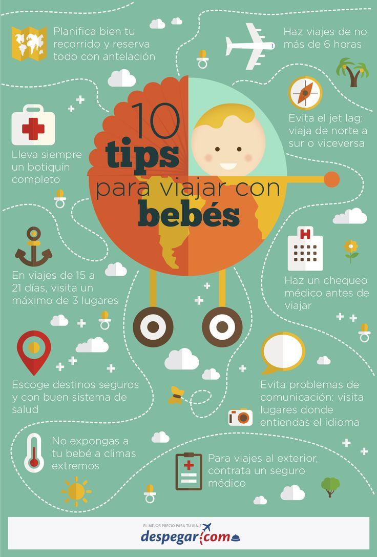 #Tips para viajar con bebés --> http://bit.ly/TipsViajeBebes