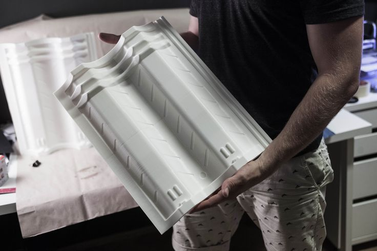 1:1 scaled Tile prototype